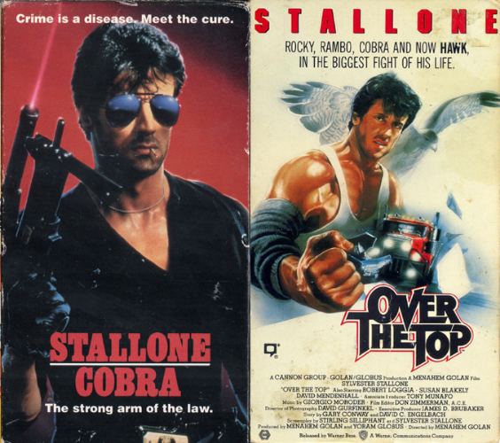 Stallone Cobra Over the Top