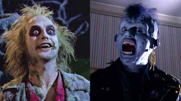 Beetlejuice vs. Little Monsters