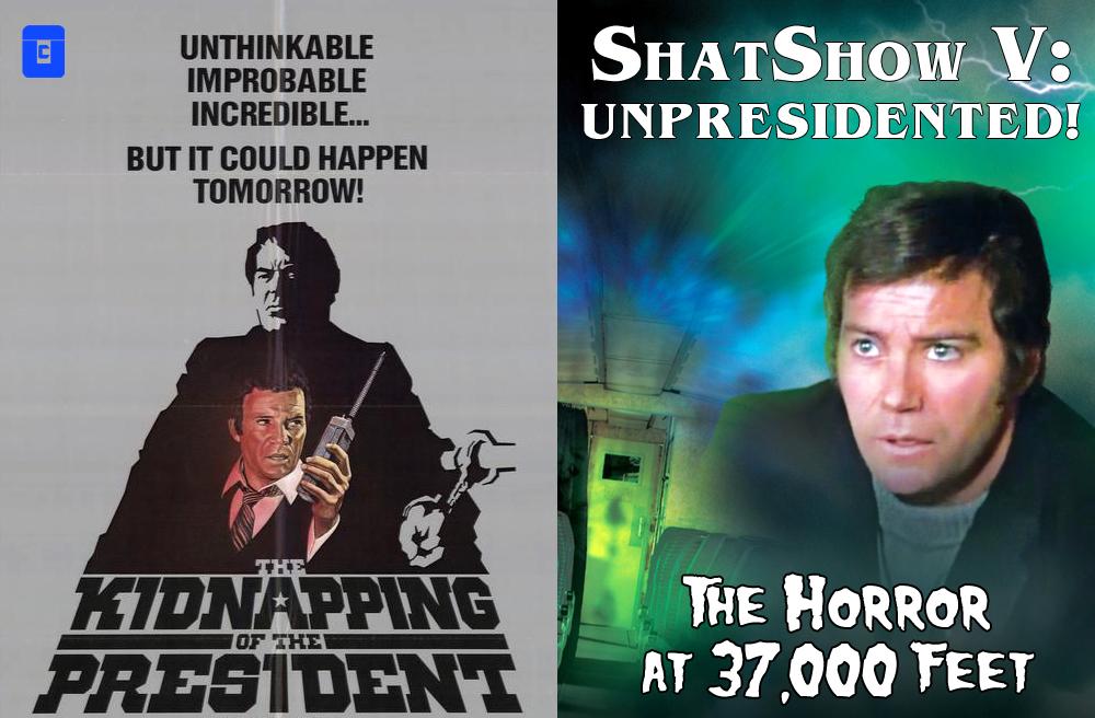 William Shatner - Obsolete Cinema ShatShow V Unpresidented