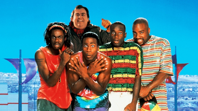 Cool Runnings John Candy 1993
