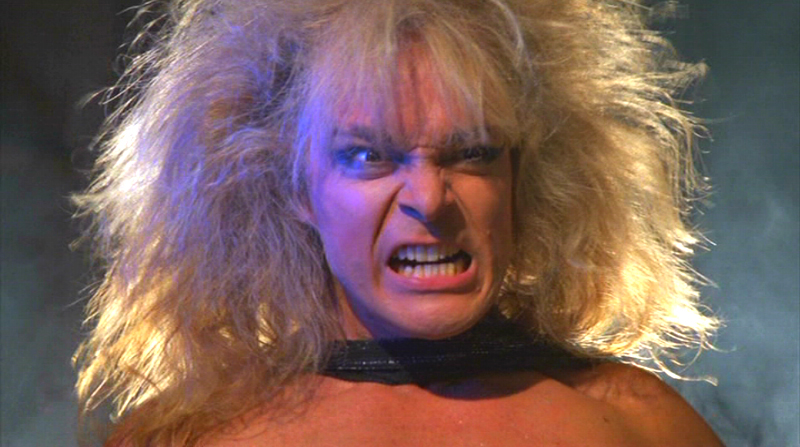 Jim Mikl Thor in Rock 'N' Roll Nightmare