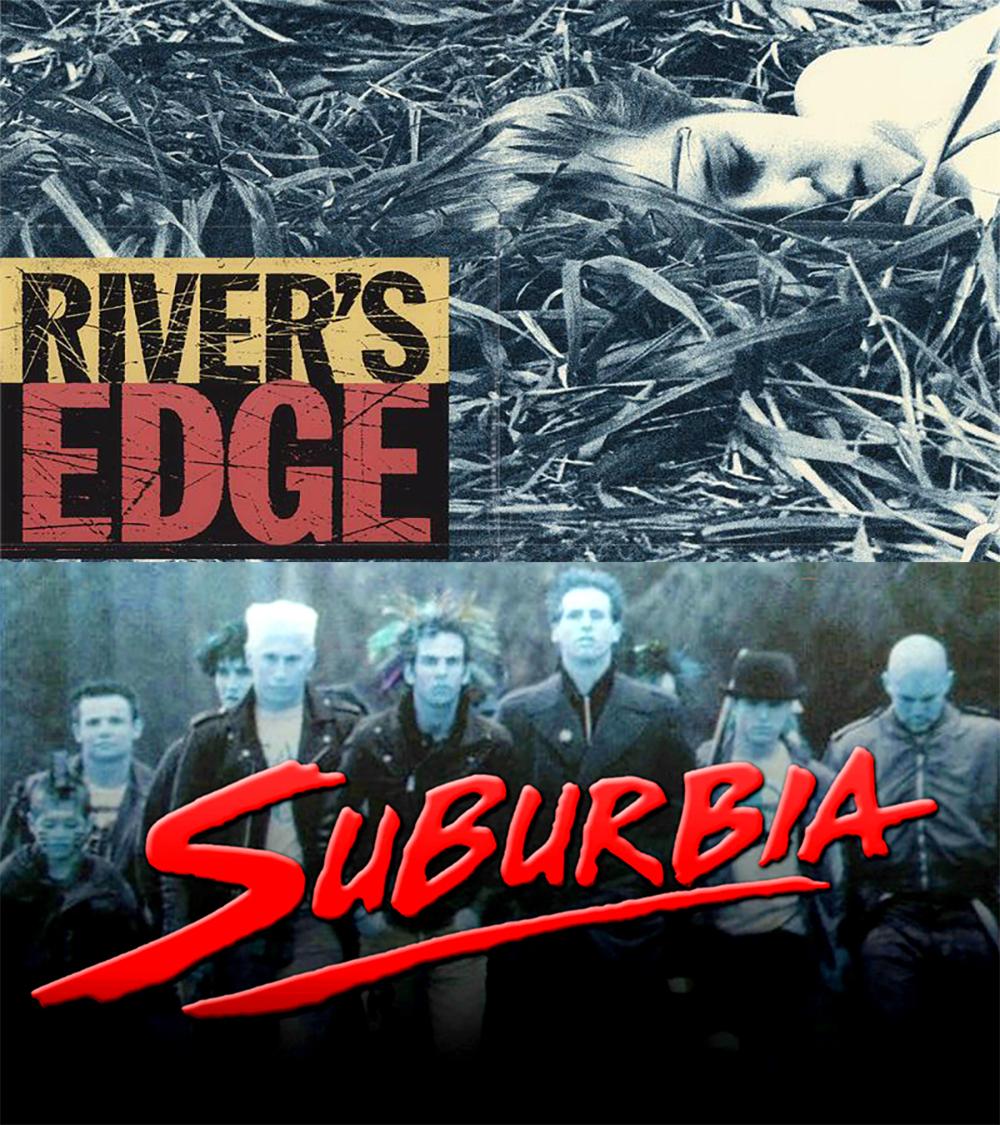 River's Edge (1987) Suburbia (1984)
