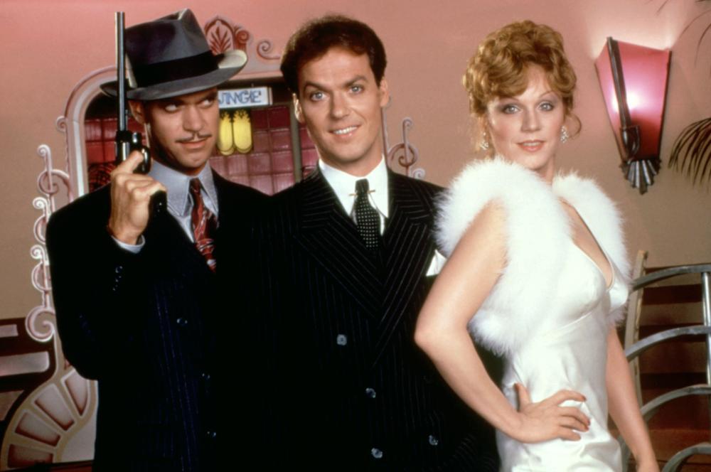 Michael Keaton Johnny Dangerously