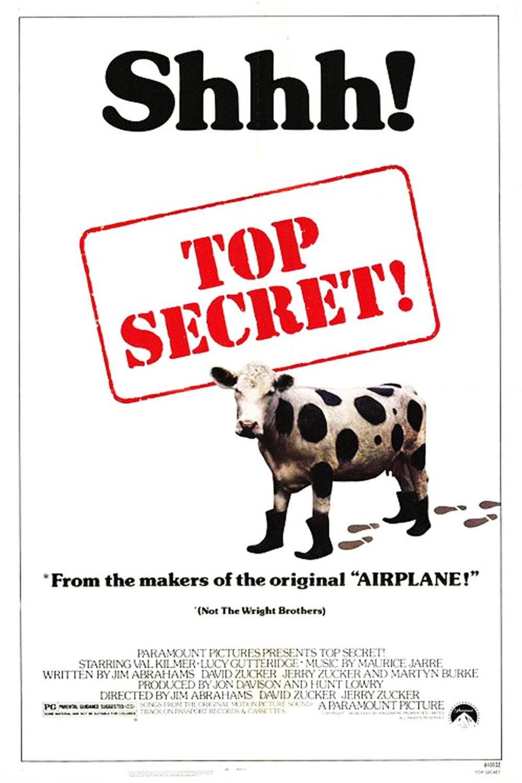 Top Secret (1984)