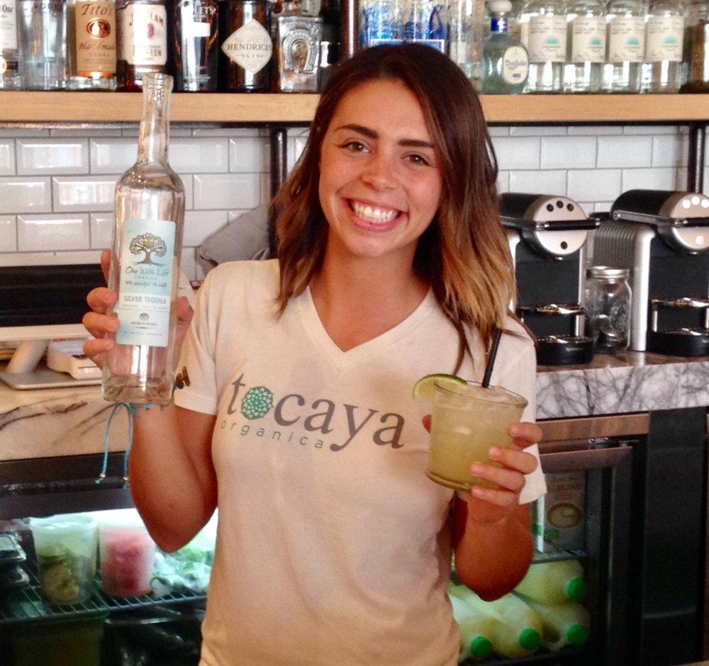 Harley - Tocaya Organica - South Beach, Fl