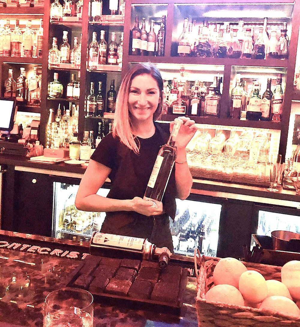 Caela -  Prime Cigar Whiskey Bar - Miami