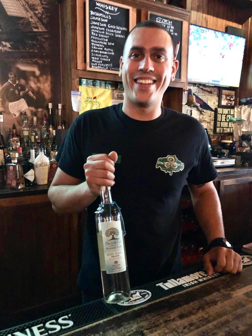 Erik - Mickey Byrne's Irish Pub & Restaurant