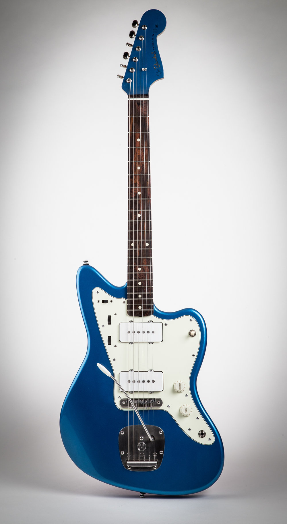"7/11-SM ""Swingmaster"" in metallic '69 Corvette blue. It swings baby!"
