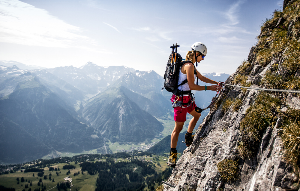 Via Ferrata Braunwald