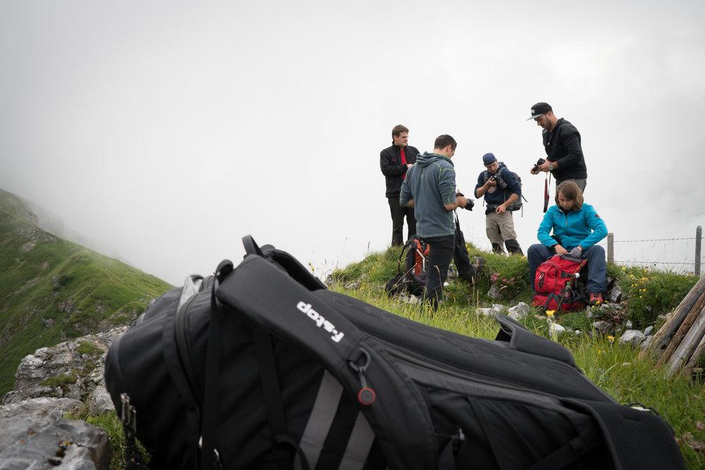 Abenteuerfotografie