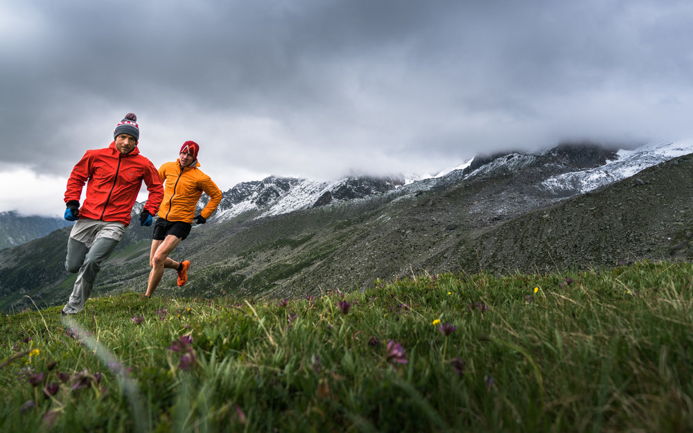 Trail Running - Arcteryx Athlete Adam Campell