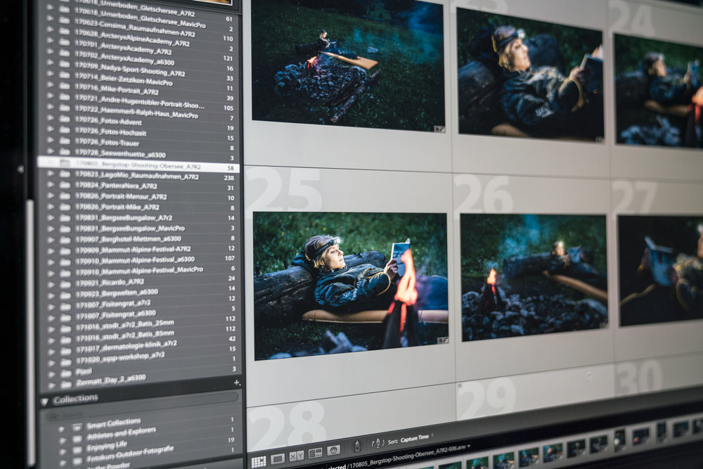 Lightroom Kurs