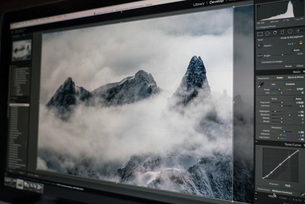 Lightroom Privatkurs
