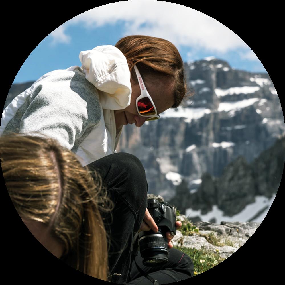 Outdoor Fotokurs Kundenstimme - Kathrin Zimmermann