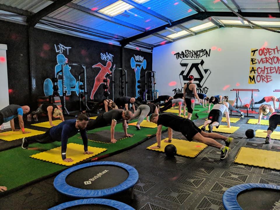 TTT-Gym