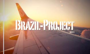 Brazil-Project 2011 Shawn Grocott (CAN), Trb. Manasses Malcher (BRA), Trb., Perc. Joao Luis (BRA), Git. Wolfgang Meyer-Johanning (GER), Git. Trb. Music: Tom Jobim:Lamento no morro, Luiza Marku Ribas:Altas Horas