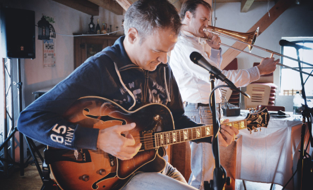 "Music:""Choral"",Wolf Meyer for Shawn & the Wolf 2013 Photo/Video:Hendrik Allhoff-Cramer"