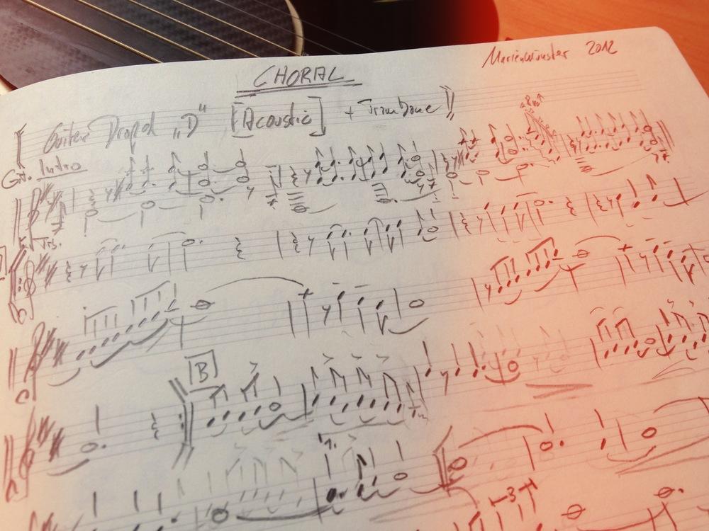 "Choral Shawn Grocott (CAN) Wolf Meyer (GER) Music: ""Choral""by Wolf Meyer Camera: Hilmar H.W. Krieg/ Aki Pehlivan / Matthias Schlüter Audio Recording/Mixing: F. Bitzer Video Editing: Wolf Meyer"