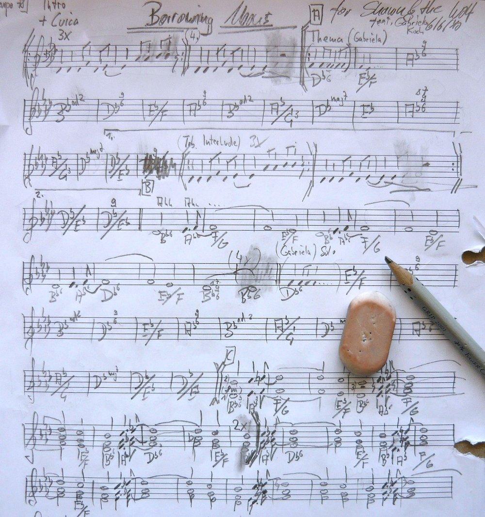 Studio Recording 2010