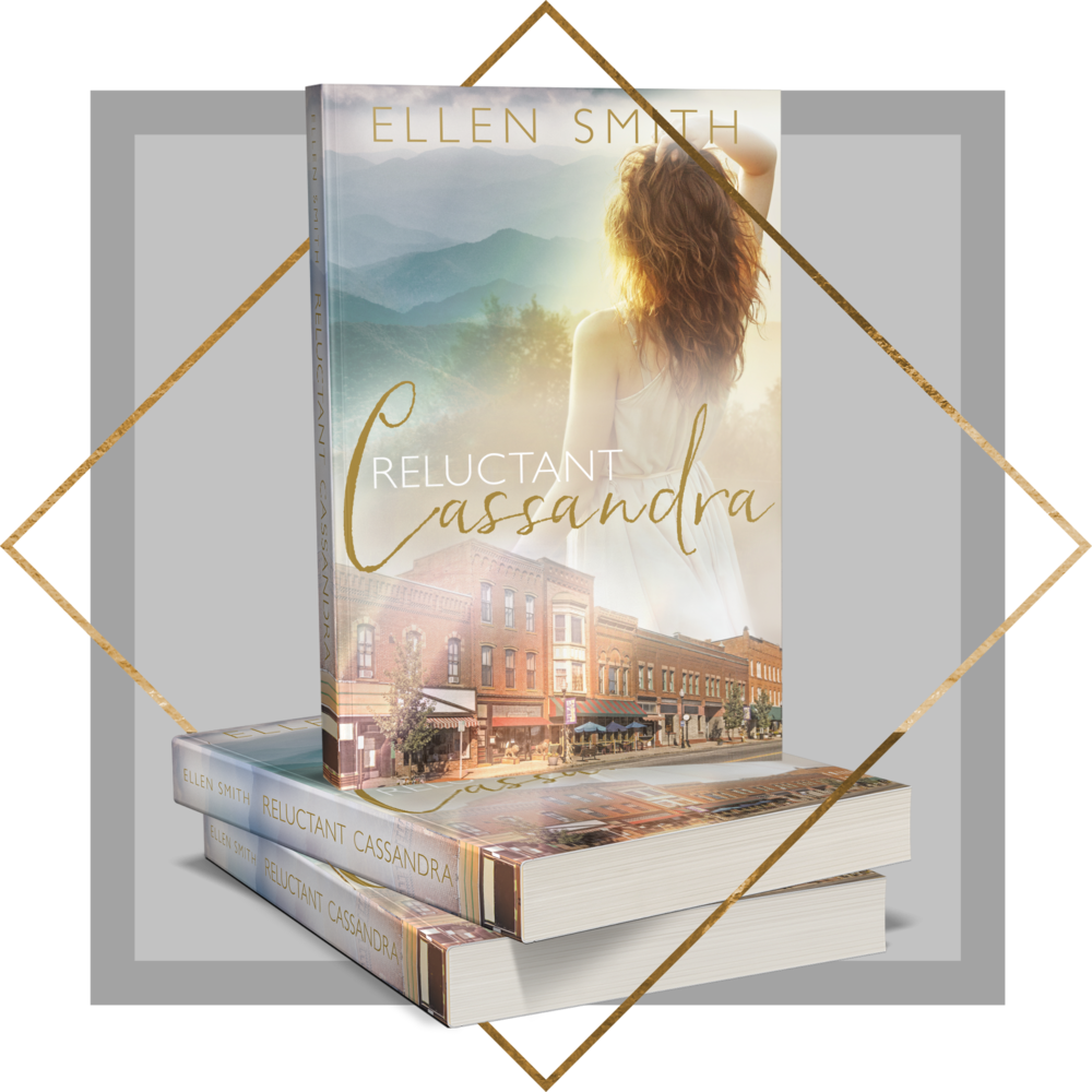 Reluctant Cassandra by Ellen Smith