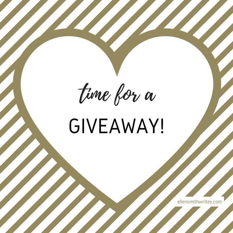 Time for a giveaway! || from the Ellen Smith Writes blog From February 14 - 28, enter to win a copy of Every Last Minute (Book 1 of the Time Wrecker Trilogy) on Kindle!