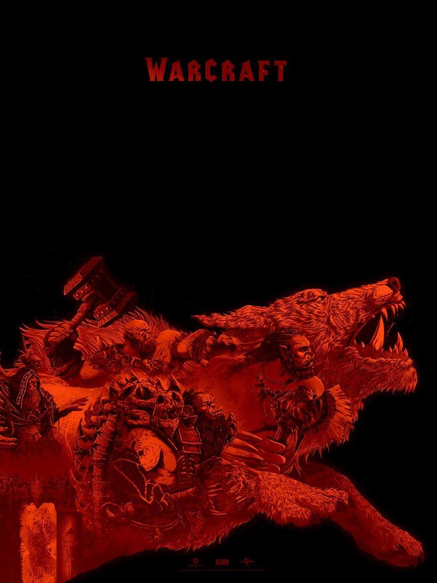 WARCRAFT – HORDE Sold out