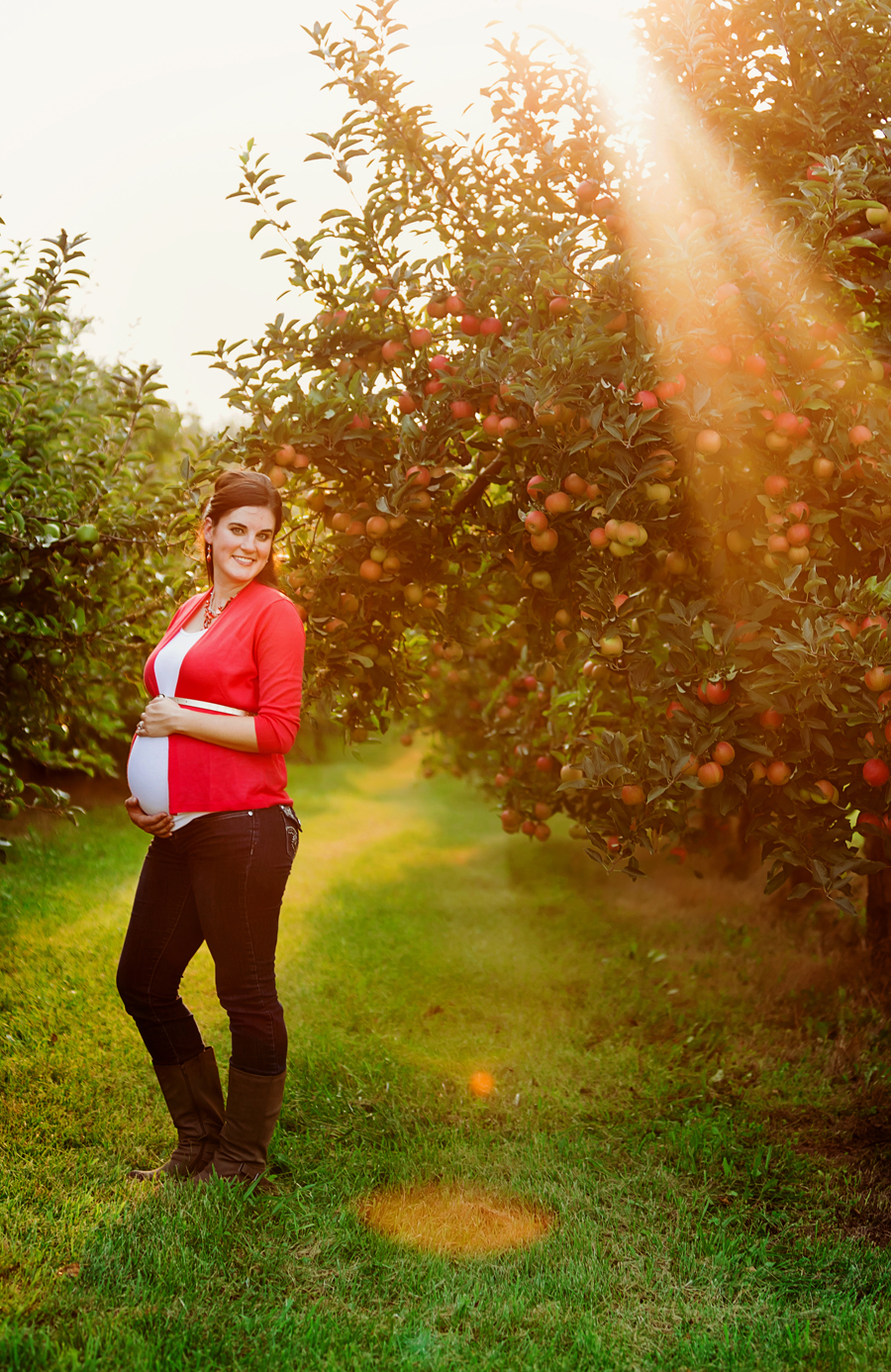 Orchard Maternity Photography