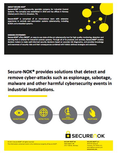 SNOK PLC Threat Detection