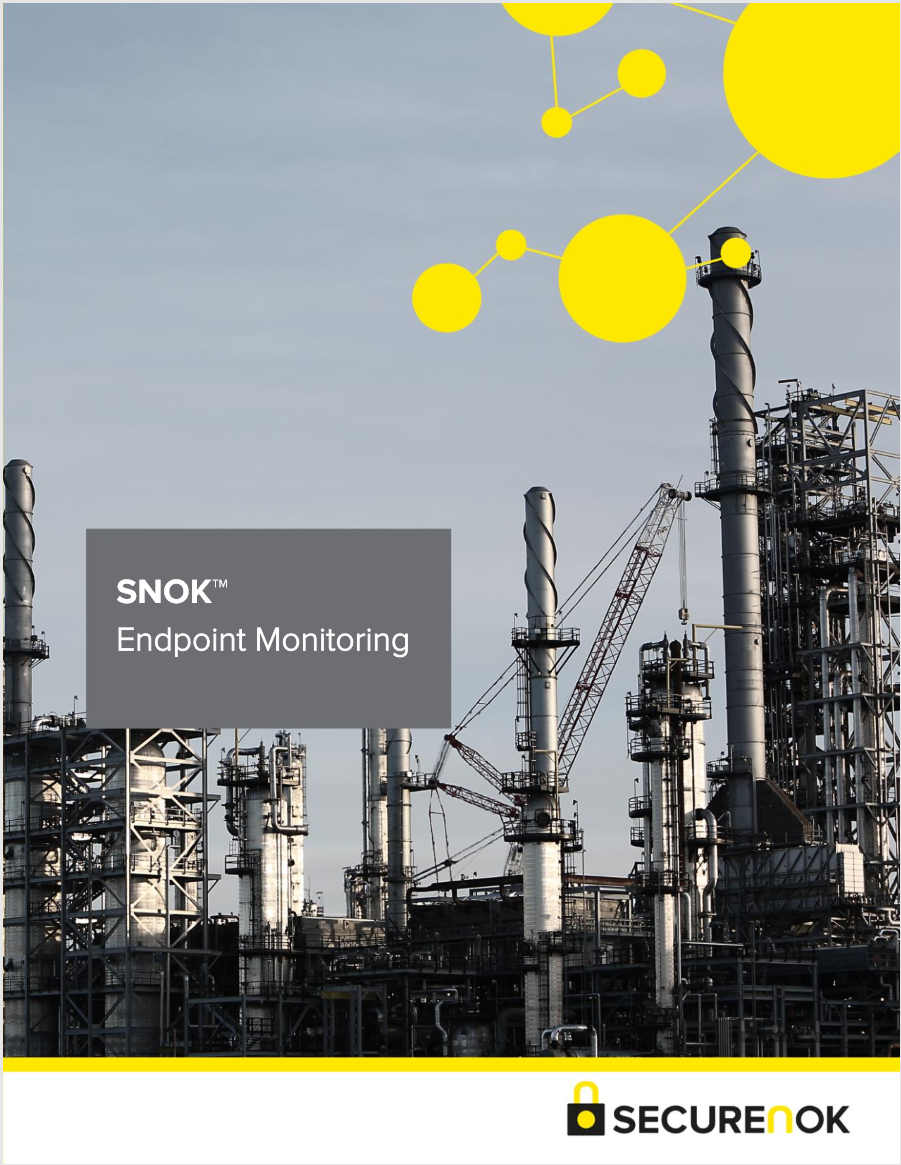SNOK  ™     Endpoint Monitoring