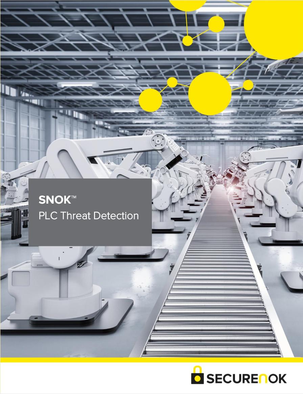 SNOK  ™     PLC Threat Detection