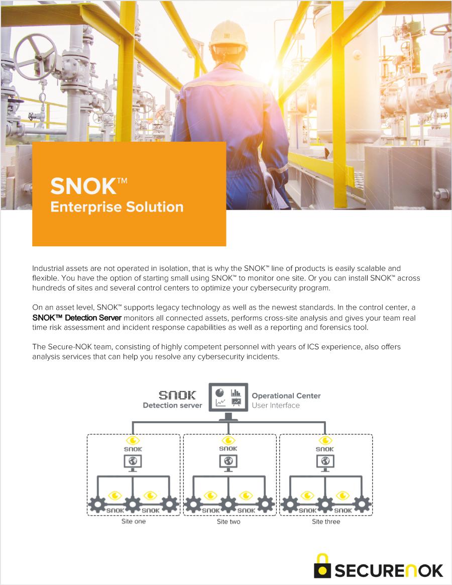 SNOK  ™   Enterprise Solution