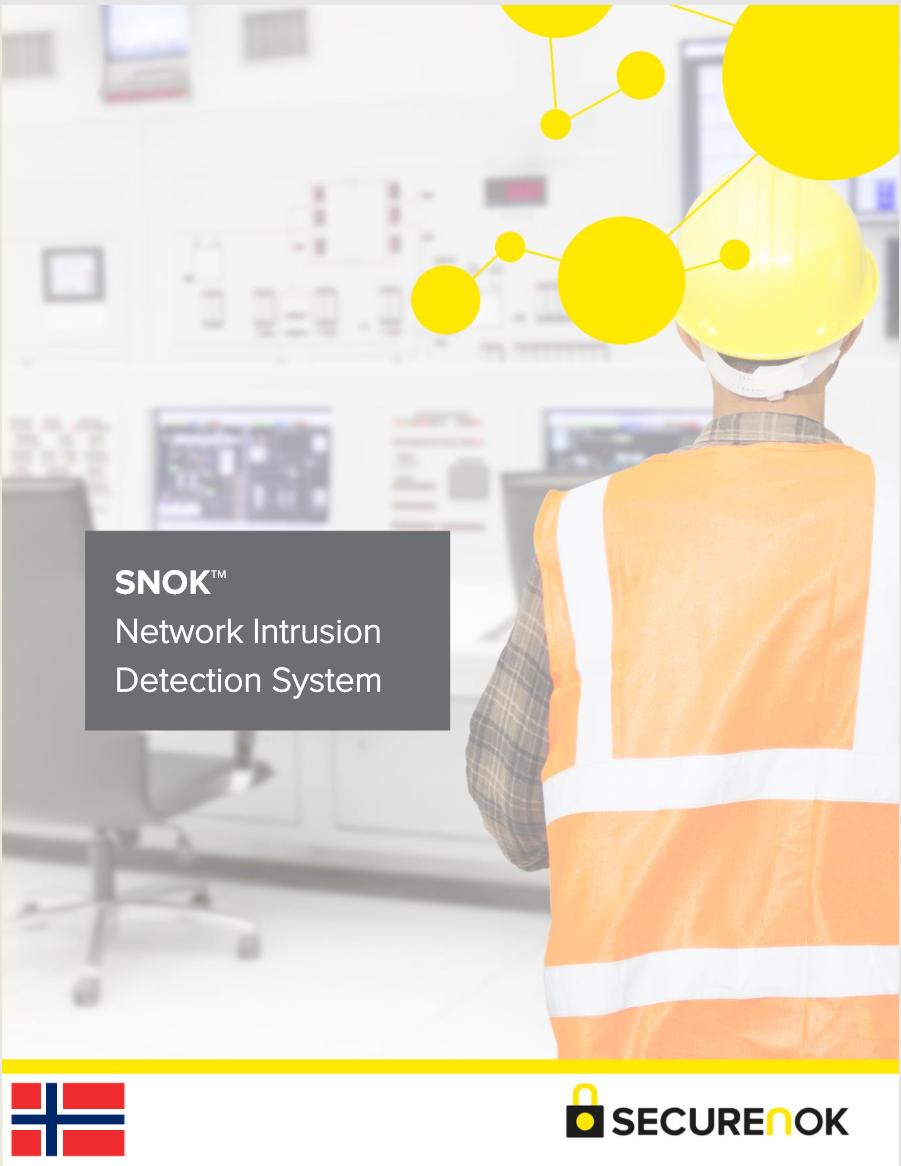 SNOK  ™   Network Intrusion Detection System (Norwegian)