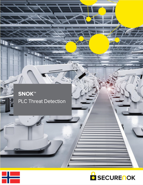SNOK  ™   PLC Threat Detection (Norwegian)