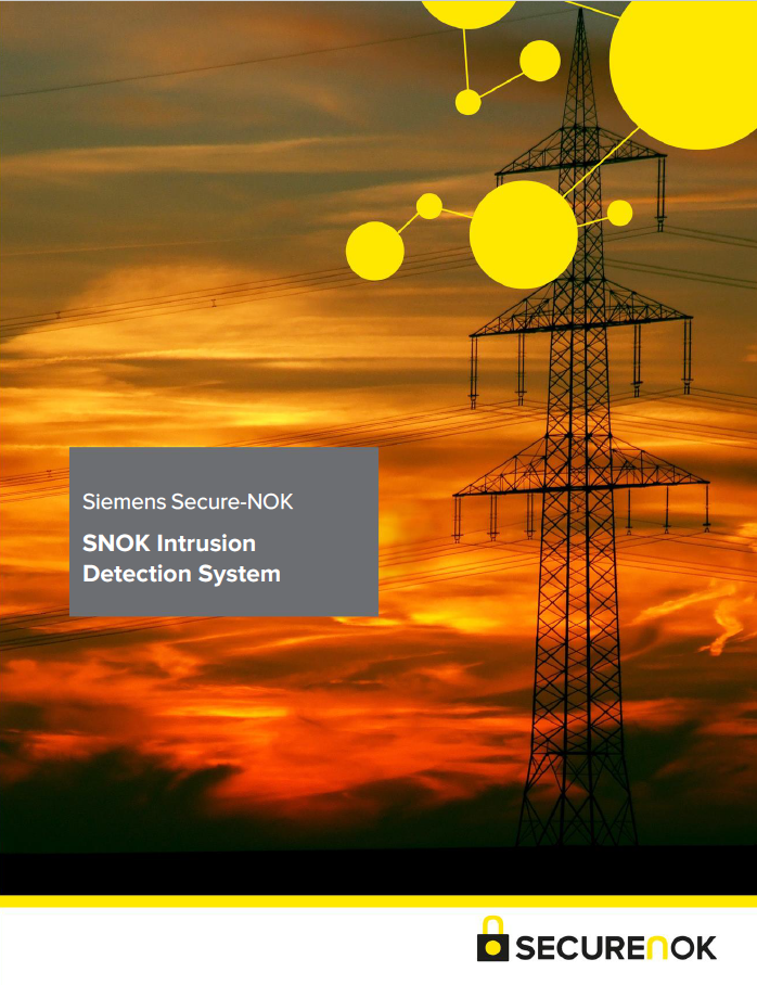SIEMENS Secure-NOK SNOK  ™   Intrusion Detection System