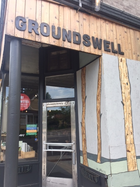 Groundswell Coffee/Hwy North Gifts 1340 Thomas Ave St Paul, MN 55104