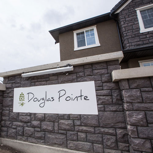 Douglas Pointe  Starting at 1245 sqft Starting at $277,000