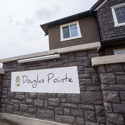 Douglas Pointe Townhouse style condo