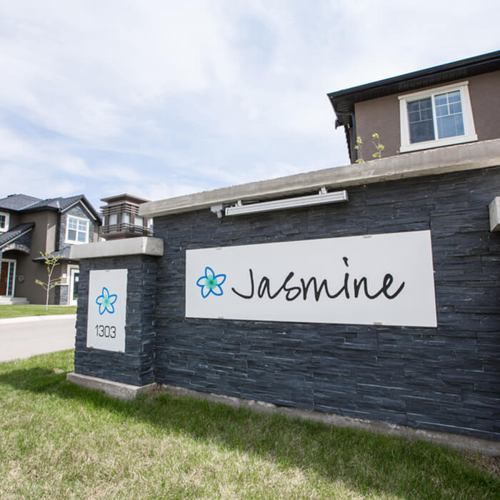 Jasmine  Starting at 1245 sqft Starting at $299,000