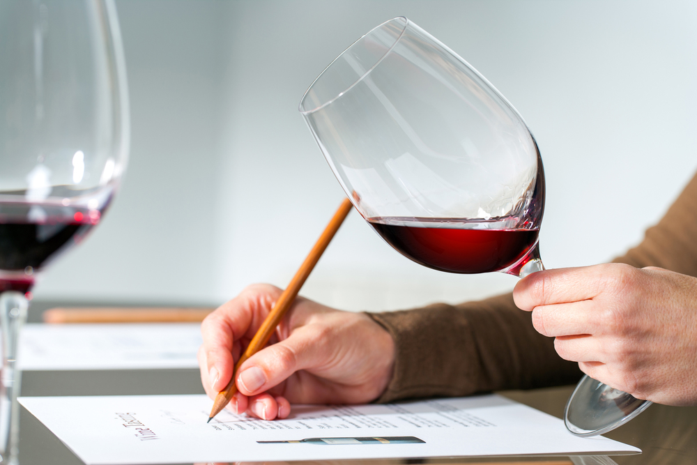 Master Wine Taster
