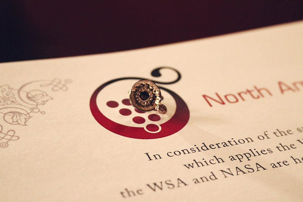 wine certifications and courses