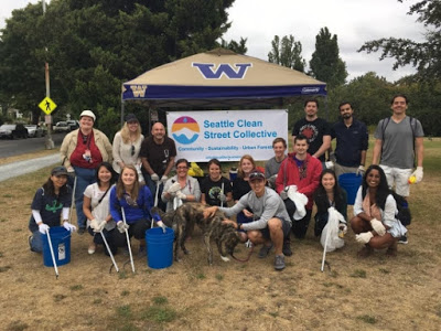 To strengthen communities and inspire stewardship of local ecosystems in the Puget Sound watershed through volunteer work.   -