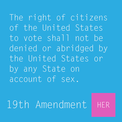 19thAmendment