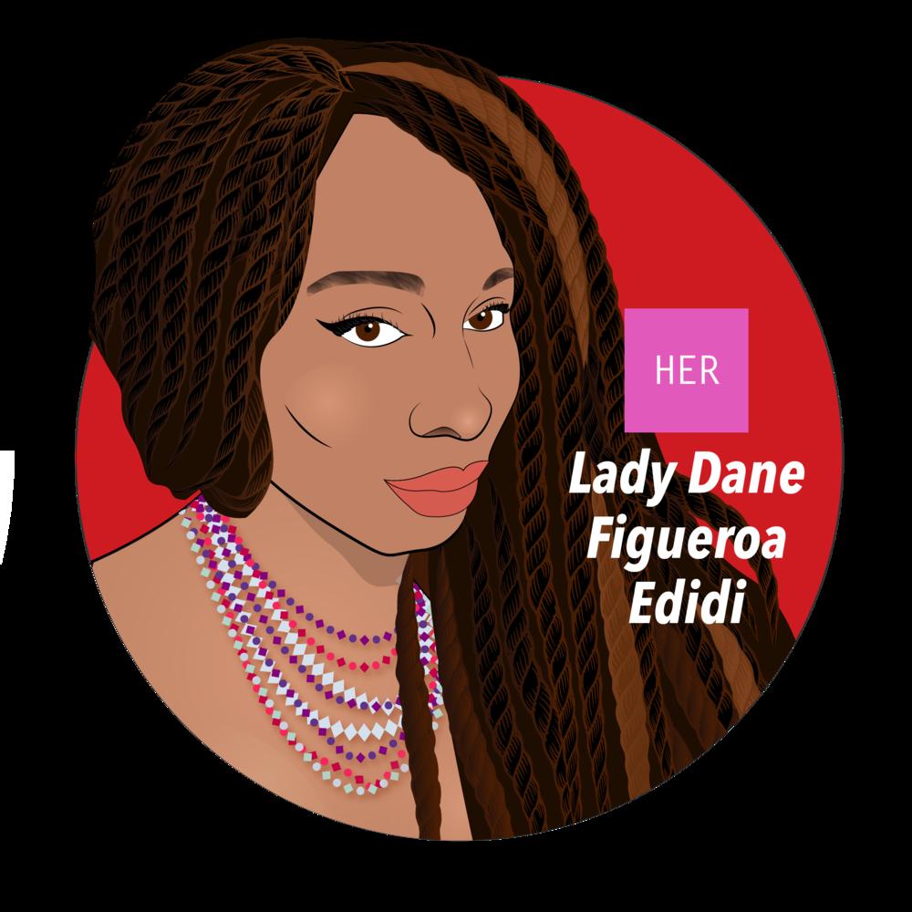 Lady Dane Figueroa Edidi