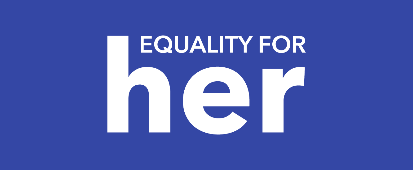 Equality for HER
