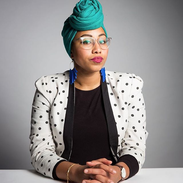 .@yassmin_a defies stereotypes while living her authentic truth. In 2017, she faced off with bigots around the world and in 2018 she'll continue creating change globally.