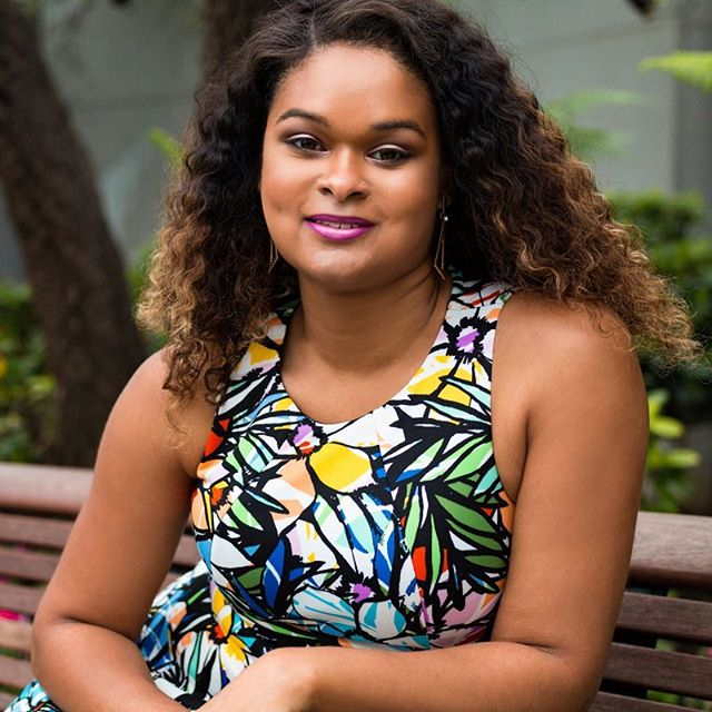 @raquel_willis continues to be a brilliant light in the movement for liberation. In 2017, she called out exclusionary feminism, continued working with @translawcenter, and spoke truth to power on a daily basis. We look forward to her next moves in 2018.