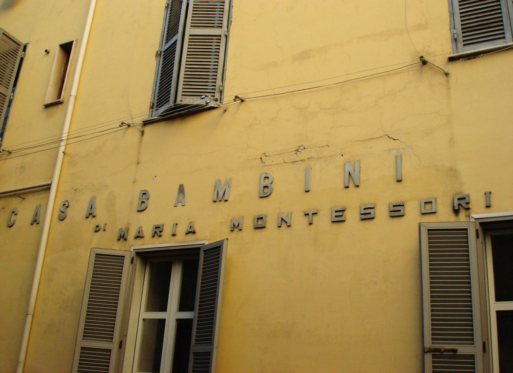 Casa Bambini, Italy / The First Montessori School in History