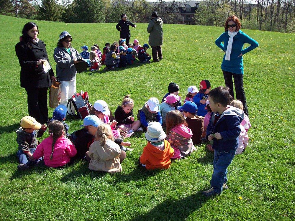 Summer fun at Kaban Montessori in Mississauga.