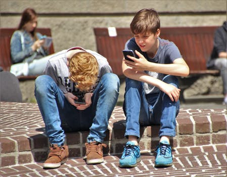 Less exposure to screens - is good for development.