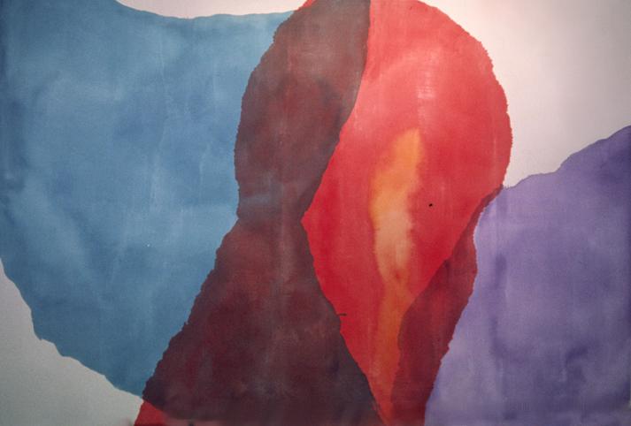 "Untitled , 72x108"", 1969"